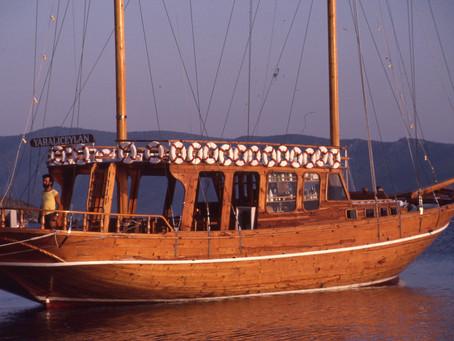 Along the Turkish Coast - 1987