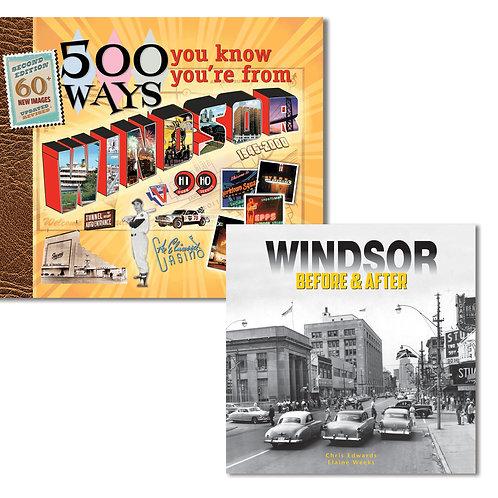 Windsor History Bundle