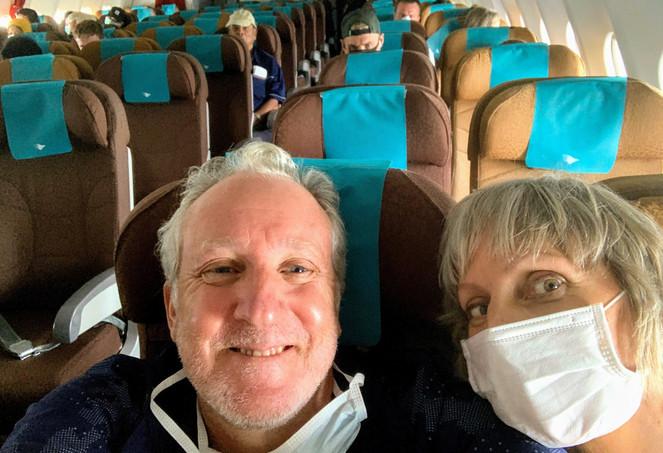 Empty flight 2020