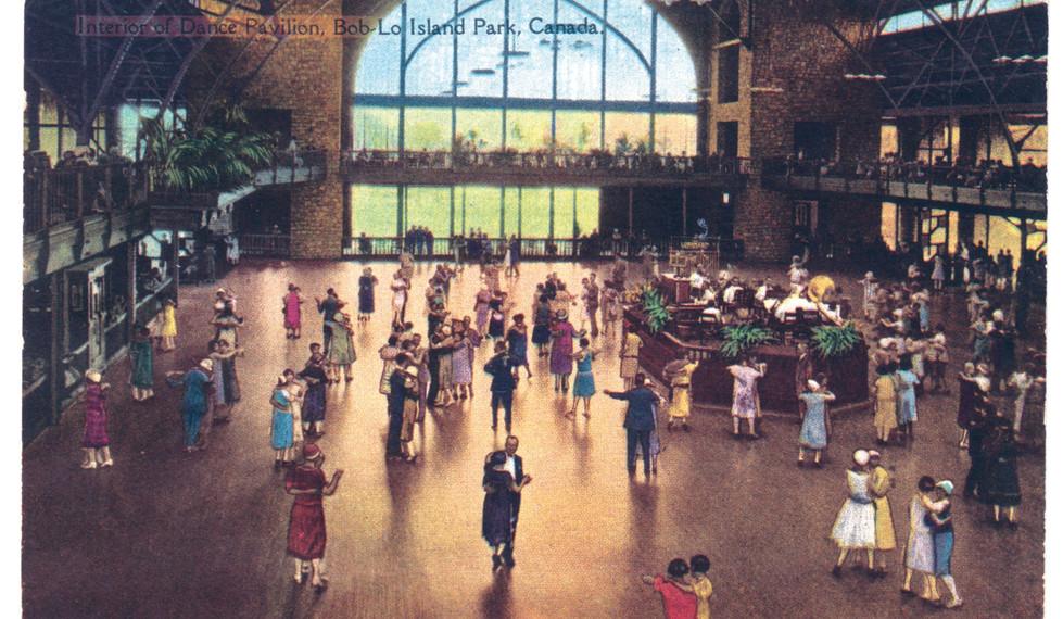 Dance Pavilion Bob-Lo