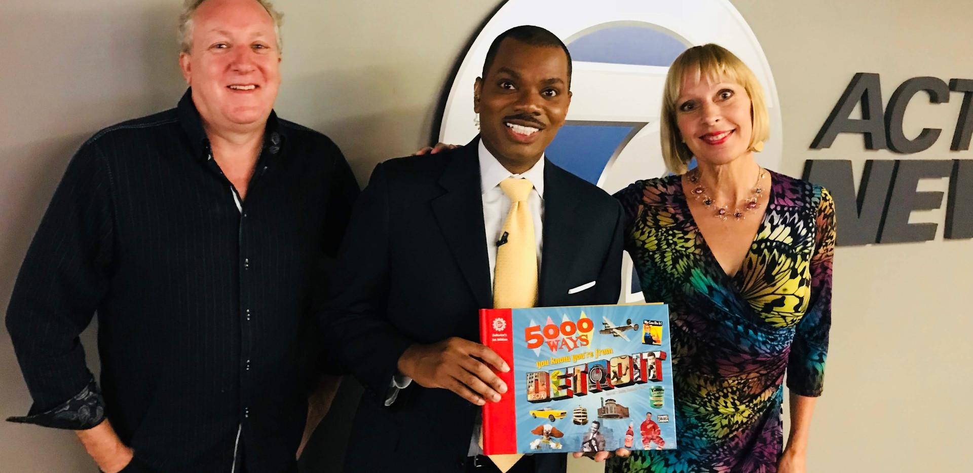 WXYZ TV Detroit 2018