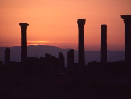 Cappadocia and Pamukkale, Turkey 1987