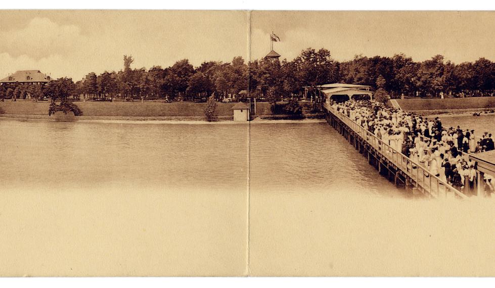 Landing Dock- early 1900s