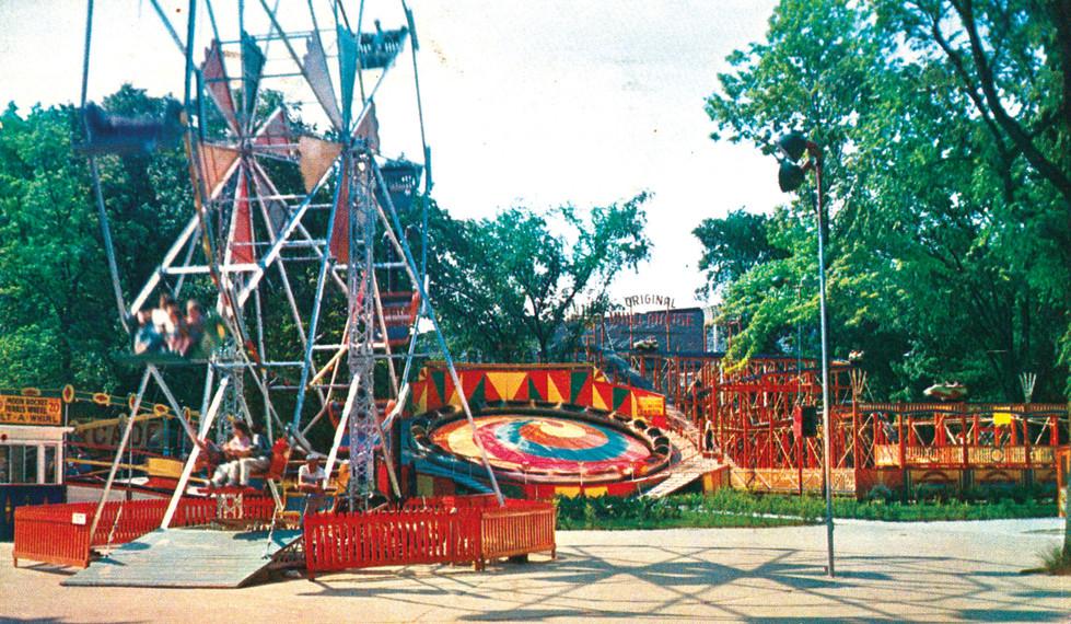 Bob-Lo Park, 1970s