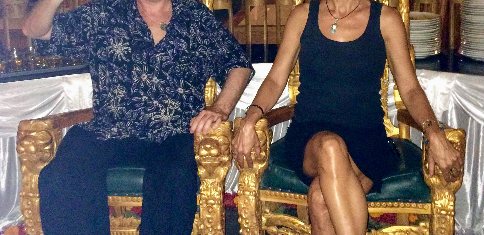 King and Queen of Bali, 2016