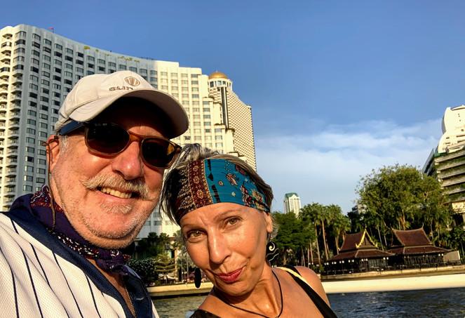 Chao Prya River Bangkok 2020