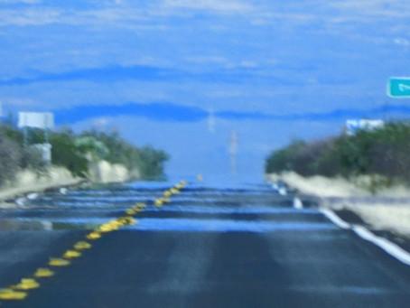 Day 4 & 5- Sante NM to Tucson AZ