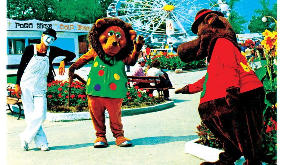 Boblo Mascots