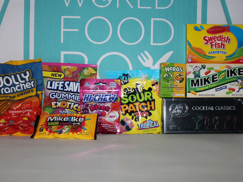 American WorldFood Box II