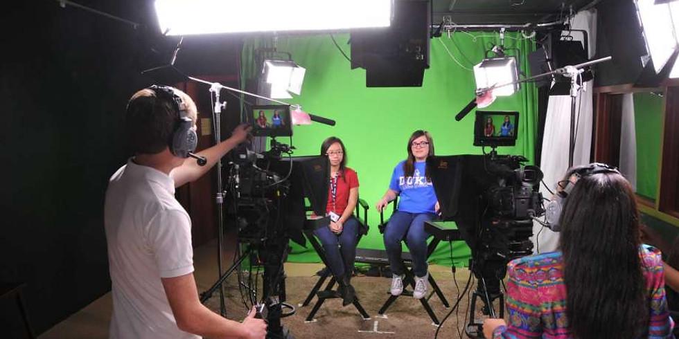 Posnimi svoj prvi film - srednjoškolska grupa