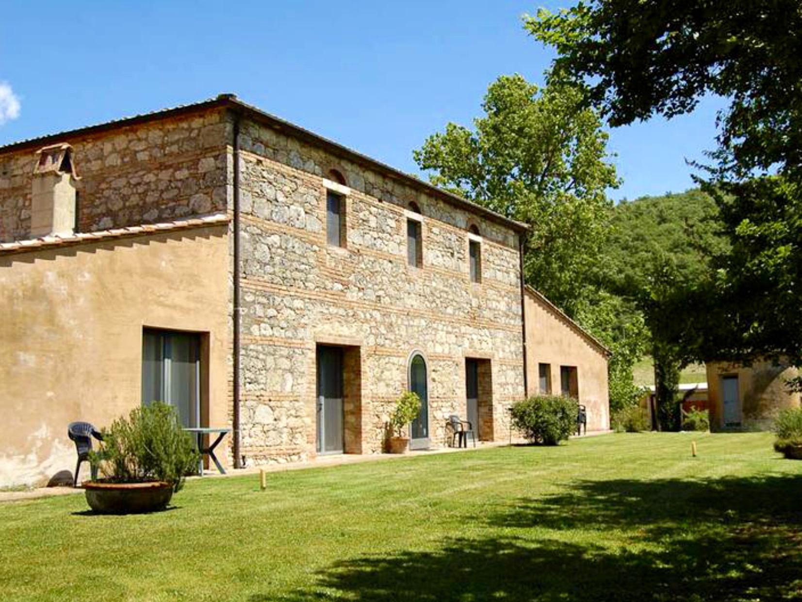 Rear Villa