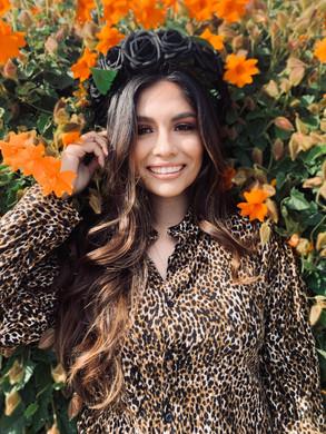 Miss U.S. Latina Flowers