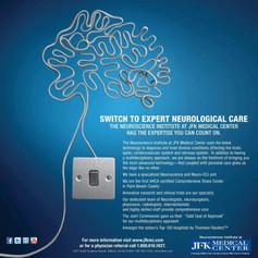 Neurological Care Ad |  Silver ADDY Winner