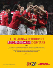 DHL X Manchester United