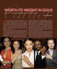 Cartier: Love Bracelet