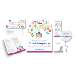 Branding Online Portal + Digital Campaign