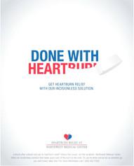 HeartburnDirect Mailer |  Gold ADDY Winner