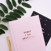 Gratitude is my new fortitude
