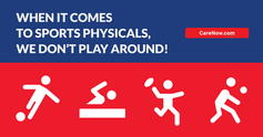 Sports Physicals Digital Campaign