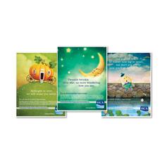 Pediatric ER  Multichannel Campaign |  Gold ADDY Winner