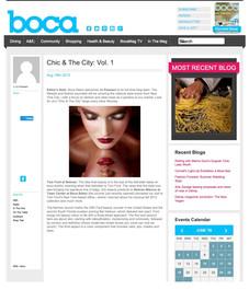 Chic & The City: NYC Blog Kickoff Post