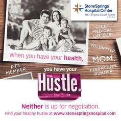 Women's Health |  Merit Winner Healthcare Advertising Awards