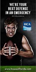 Men's Health ER Social Media Campaign