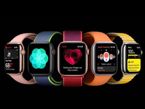 Apple Watch OS7