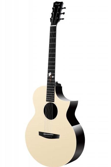 Enya Nova - G  Acoustic Guitar - Natural