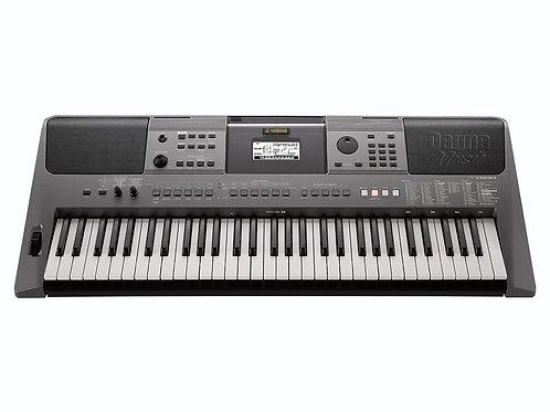 Yamaha PSR I500 61-Key Portable Keyboard with Power Adapter