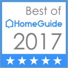 HOME GUIDE AWARD WINNER 2017 & 2018