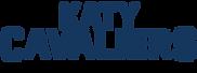 Navy (KATY CAVALIERS) Logo.png