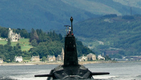 """Why """"Bairns Not Bombs"""" Should Be the Hallmark of an Independent Scotland"""