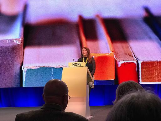 Erin Jarvis - School Leavers Toolkit Motion Speech