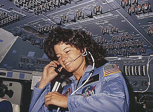Women's History Month: Sally Ride