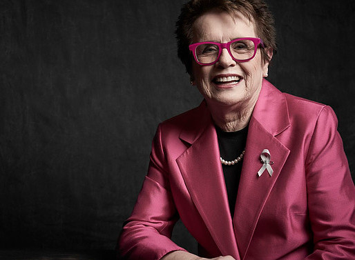 Womens ​History Month: Billie Jean King