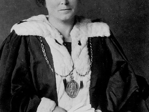 Women's History Month: Mary Barbour