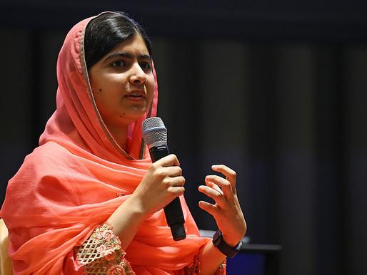 Women's History Month: Malala Yousafzai