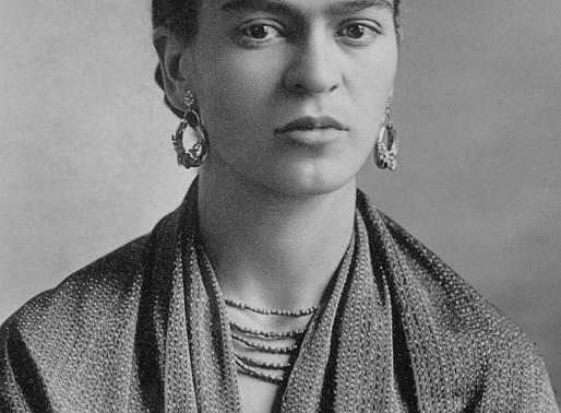 Women's History Month: Frida Kahlo