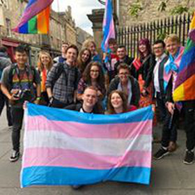 Tackling Transphobia -Fighting Intolerance Online