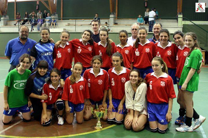 Selección BIZKAIA campeona del torneo 2014