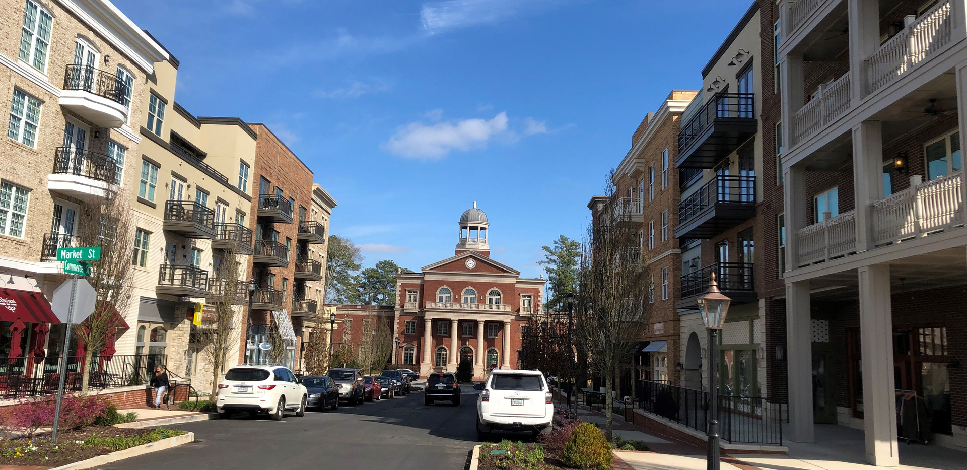 Downtown Alpharetta