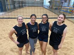 Volleyball team sponsorship