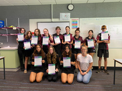 teen Mental Health First Aiders