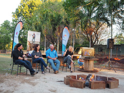 Wellbeing Talk for Australia Day Council