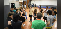Facilitation at Launch Night Series Youth Program