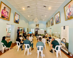 Wellbeing workshop for Government House