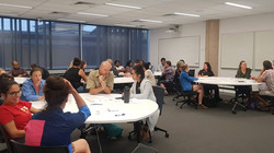 Increasing Productivity by Improving Mental Health workshop at October Business Month