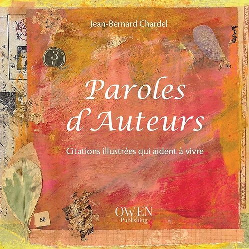 Paroles d'auteurs