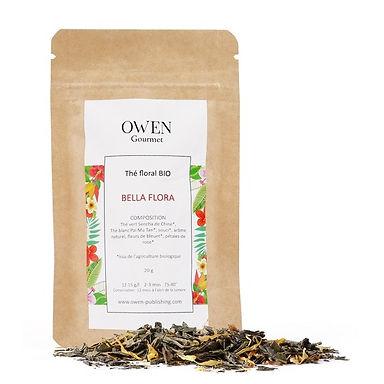 Thé Bella Flora Owen Gourmet